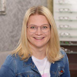 Eva-Maria Manger - Augenoptikerin