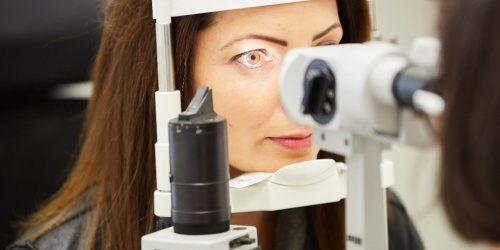 spaltlampenmikroskop